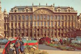 CPM - BRUXELLES - Grand'Place - Maisond Des Ducs De Brabant - Marktpleinen, Pleinen