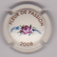 Capsule Champagne DIEBOLT_VALLOIS ( Nr , Cuvée FLEUR DE PASSION 2008 ) 5€ {S50-18} - Champagne