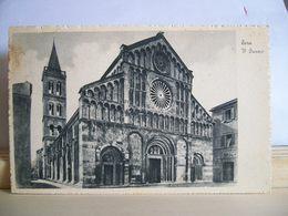 1941 - Croazia - Zara - Il Duomo - Chiesa - 2 Francobolli - Chiese E Conventi