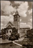 Ak Deutschland - Bad Hersfeld - Stiftsruine - Kirche , Church , Eglise - Kirchen U. Kathedralen