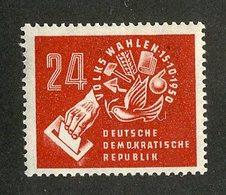 W-9191  Mi.#350*  ( Cat.3.50 € )  Offers Welcome-over 61000 Items! - [6] République Démocratique
