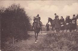 Forêt De Rambouillet. Etang De La Tour Lundi De Paques 1931. Mme La Duchesse D'Uzès Née Mortemart - Rambouillet