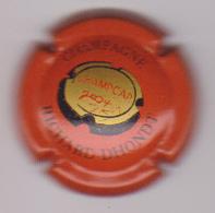 Capsule Champagne RICHARD_DHONDT ( Nr ; Cuvée Spéciale CHAMPCAP 2004 Orange )  {S50-18} - Champagne