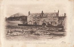 Campbells Hotel Broadford Isle Of Skye Old Postcard - Ecosse