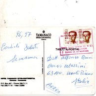 1997 CARTOLINA  CARACAS - Venezuela