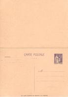 Carte Postale TYPE PAIX N° Catalogue STORCH PAIC3 Neuve - Entiers Postaux