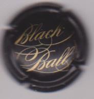 Capsule Champagne THIENOT Alain ( 27 ; Cuvée BLACK BALL ) {S50-18} - Champagne