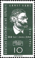 USED STAMPS OF DDR  - Carl Zeiss-1956 - Oblitérés