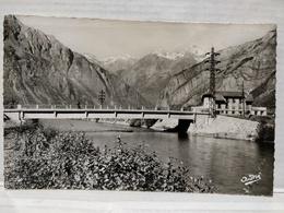 Bourg-d'Oisans. Pont Sur La Romanche Et Belledonne - Bourg-d'Oisans