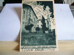 1942 - Croazia - Zara - Convento Di S. Francesco - Chiesa - Cartolina D'epoca - Mazzanti Jun. - Chiese E Conventi
