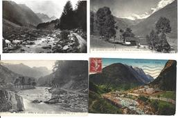 FRANCE Lots De 100 Cartes - LES CAUTERETS - PYRÉNÉES - BAGNERES DE BIGORRE -MONT DORE - ETC - Cartes Postales