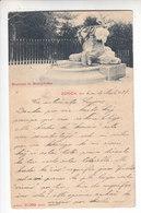 Sp- SUISSE - ZURICH - Brunnen In Wollishofen - Timbre - Cachet - 1907 - - ZH Zurich