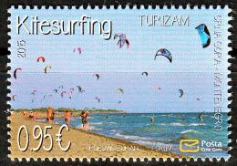 Montenegro 2015 Tourism, Kitesurfing, MNH - Montenegro