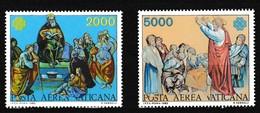 Vatikaan 1983 Luchtpost Nr 73/74 **, Zeer Mooi Lot Krt 4052 - Poste Aérienne