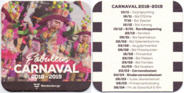 #D230-028 Viltje Carnaval Blankenberge - Sous-bocks