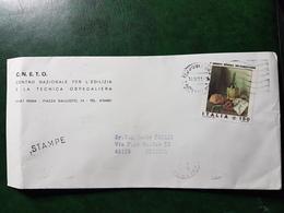 (11665) ITALIA STORIA POSTALE 1981 - 6. 1946-.. Repubblica
