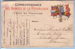 Correspondance Armées République Militaire Soldat Victor Juliot écrit à Fernand Tillan Couhé Vérac 86 27 Juillet 1915 - 1914-18