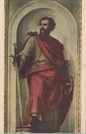 S. Paolo - Fra Bartolomeo - Pinacoteca Vaticana Roma - Santi