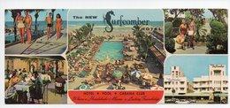 Etats Unis: Florida, Miami Beach, The New Surfcomber Hotel, On The Ocean At 17th Street (18-3621) - Miami Beach