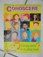 Conoscere Insieme - Opuscolo - Emozioni E Canzoni - IL GIORNALINO - Libri, Riviste, Fumetti