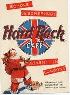 HARD ROCK CAFE - Pubblicitari