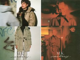 M.K.-EMKAY-1997-98 - Pubblicitari