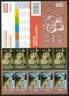 Deutschland PostModern MH 'Drei Haselnüsse Für Aschenbrödel' / Germany Booklet 'Three Gifts For Cinderella' **/MNH 2018 - Märchen, Sagen & Legenden