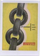 Cartolina Pubblicitaria Pirelli. Non Viaggiata - Pubblicitari
