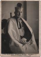 Mons. Beniamino Socche, Vescovo Di Cesena (Forlì), Consacrato A Valdagno (Vicenza) Il 19.03.1939. Non Viaggiata - Personaggi Storici