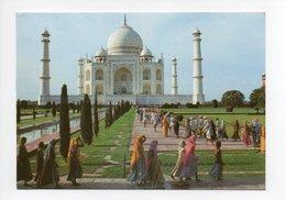 Inde: The Taj Mahal, Agra (18-3625) - Inde