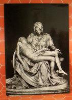 La Pietà Michelangelo Roma Cartolina - Sculture
