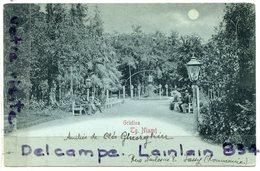 - Roumanie - Romania, Gradina, Niamt,  Peu Courante, épaisse, écrite, 1900, TBE, Scans. - Roumanie