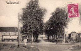! Chatillon Sur Loire - Avenue De La Gare - Chatillon Sur Loire