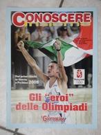 Conoscere Insieme - Opuscolo - Gli Eroi Delle Olimpiadi -  IL GIORNALINO - Livres, BD, Revues