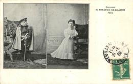 SOUVENIR DU ROYAUME DE LILLIPUT PARIS  1909 - Spectacle