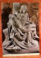 La Pietà Michelangelo  Cartolina - Sculture