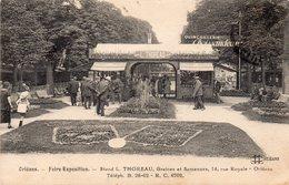 ! Orléans - Foire Exposition - Stand L.Thoreau , Graines Et Semences - Orleans
