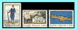 "GREECE-GRECE - HELLAS 1966: "" Centenary Of The Cretan Revolutiov "" Compl Set Used - Grèce"