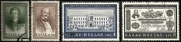"GREECE- GRECE - HELLAS 1966: "" National Bank Of Greece "" Compl Set Used - Grèce"