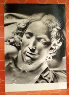 La Pietà Michelangelo Particolare Statua Cartolina - Sculture