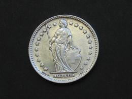 SUISSE  - 1 Franc 1905  - Argent-Silver   *** ACHAT IMMEDIAT *** Très Belle Monnaie - Suisse