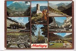 Martigny, Valais, Switzerland, 1974 Used Postcard [22351] - VS Valais
