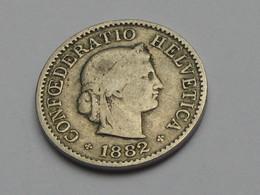 SUISSE  - 5 Centimes 1882    *** ACHAT IMMEDIAT *** - Suisse
