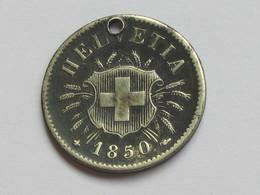 SUISSE  - 5 Centimes 1850 BB    *** ACHAT IMMEDIAT *** - Suisse