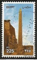 Egypte - 2002 - Série Courante - Temple De Karnak  - Y&T #1735 - Oblitéré - Egypt