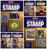 2017 Scott Standard Postage Stamp Catalogue All Of World In 6 Volume On DVD - Briefmarken