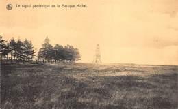 Luxembourg   Les Fagnes  Baraque Michel Et Signal Géodésique       X 5135 - Sonstige