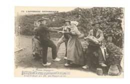 L'Auvergne Pittoresque - Bourrée Auvergnate - 5879 - Danses