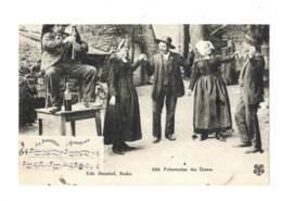 La Bourreio D'Aubergno - Présentation Des Dames - 5880 - Danses