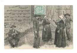 La Bourreio D'Aubergno - Vis à Vis - 5882 - Danses